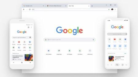 «Юбилейный» Google Chrome обзавёлся новым дизайном и функциями