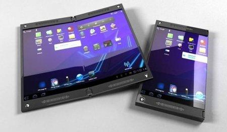Складывающийся смартфон Samsung оснастят двумя экранами