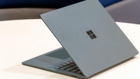 Microsoft назвала дату презентации новых ноутбуков Surface