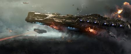 Dreadnought - PC-версия космического экшена выходит уже совсем скоро
