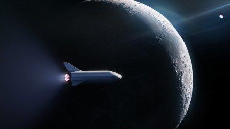 SpaceX выбрала первого лунного туриста