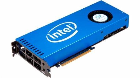 Intel, похоже, действительно разрабатывает свой графический процессор