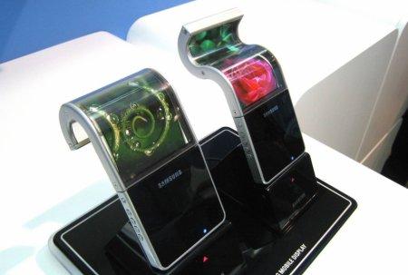 СМИ: о гибком смартфоне Samsung расскажут в ноябре