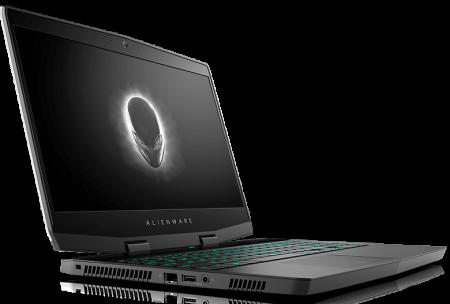 Alienware m15 — тонкий и лёгкий игровой ноутбук