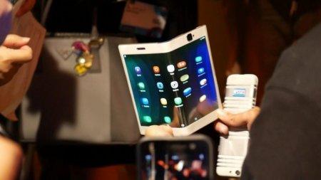 Гибкий смартфон LG подтверждён официально