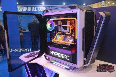 Cooler Master Cosmos C700M — флагманский корпус для PC показали на «ИгроМире 2018»