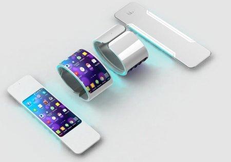 В 2019 году на рынок попадёт свыше 3 миллионов устройств с гибкими экранами