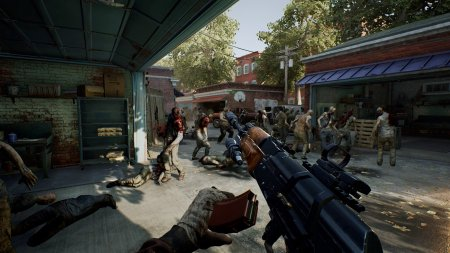 OVERKILL's The Walking Dead GamePlay PC