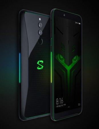Официально представлен игровой смартфон Xiaomi Black Shark 2