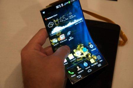 Стала известна предполагаемая дата анонса смартфона Samsung с гибким дисплеем
