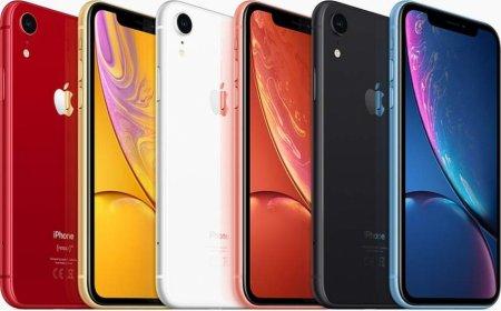 В России стартуют продажи смартфона iPhone XR