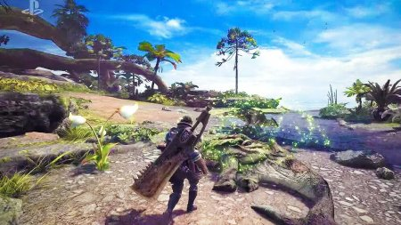 Monster Hunter World GamePlay PC