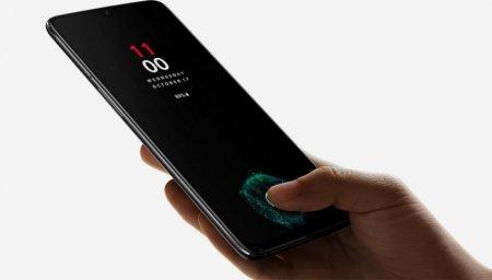 Смартфон OnePlus 6T представлен официально