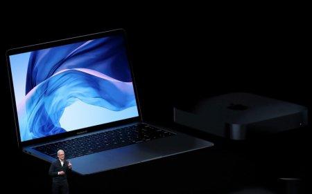 Apple показала новые MacBook Air, Mac Mini и планшет iPad Pro