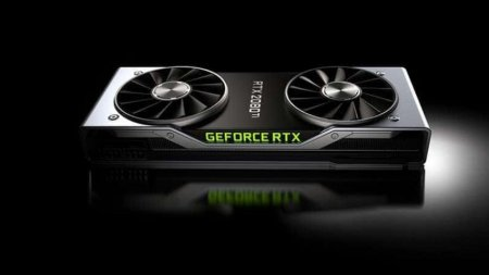 NVIDIA признала проблемы с видеокартами RTX 2080 и 2080 Ti