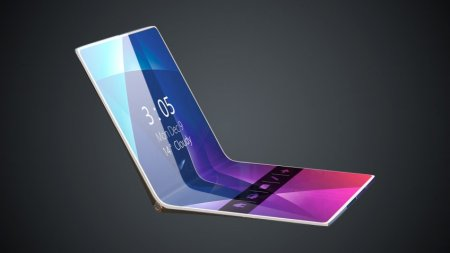 Стало известно возможное название смартфона Samsung с гибким экраном