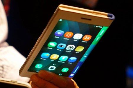 Названы некоторые спецификации складного смартфона Huawei