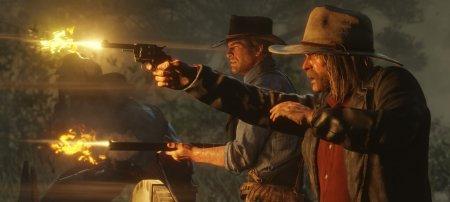 Первый геймплей из беты Red Dead Online