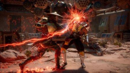 Mortal Kombat 11 выходит 23 апреля