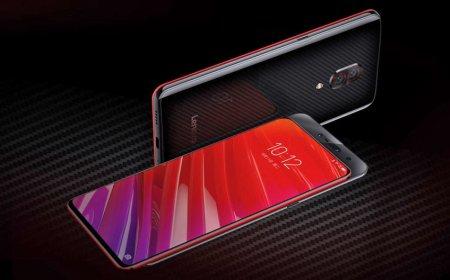 Lenovo Z5 Pro — слайдер на Snapdragon 855 и с 12 ГБ ОЗУ