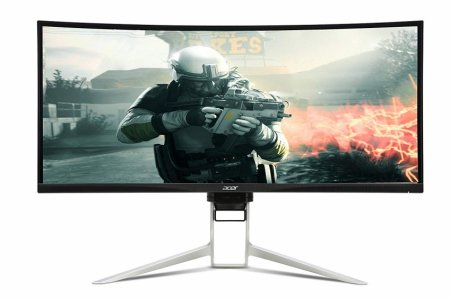 Acer представила монитор Predator XR343CKP