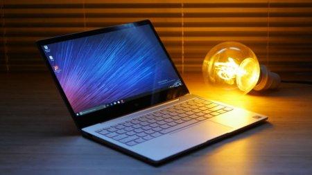 Xiaomi обновила свой компактный ноутбук