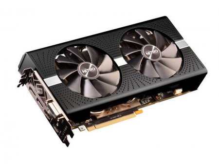 Sapphire представила карту Nitro+ Radeon RX 590