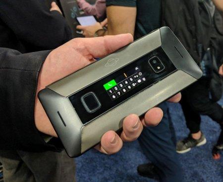 На CES 2019 показали прототип Cosmo Communicator