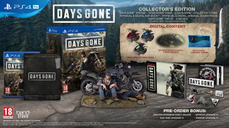 Days Gone - новый трейлер эксклюзива для PlayStation 4