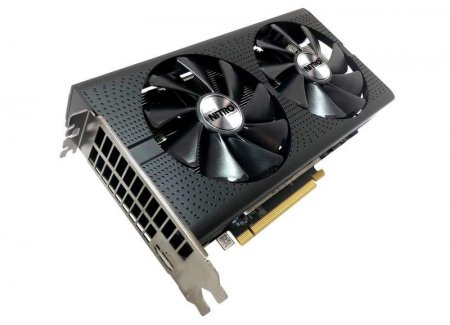Sapphire официально анонсировала карту Radeon RX 570 с 16 ГБ памяти