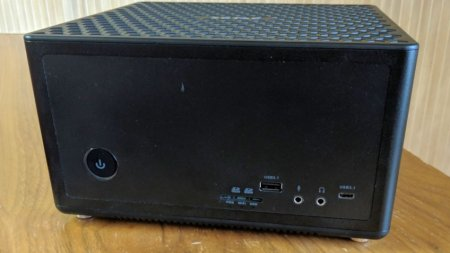 Zotac Magnus EC52070D — игровой мини-PC с графикой GeForce RTX