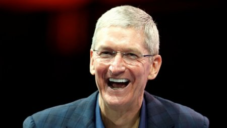 Главу Apple рассмешил вопрос о «Яндекс.Телефоне»