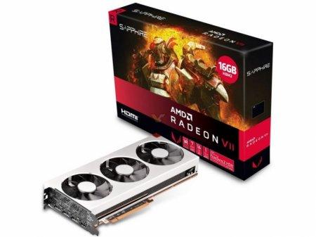 AMD Radeon VII протестировали в 3DMark и Final Fantasy XV