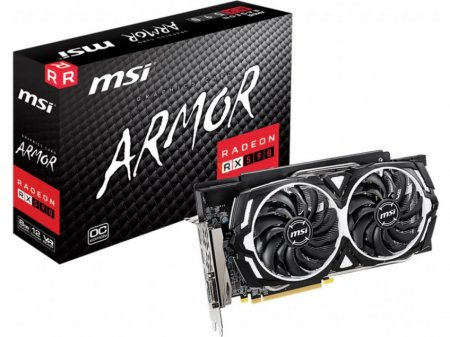 MSI представила свои версии карт на базе Radeon RX 590