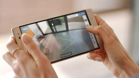 Lenovo Phab 3 получит экран диагональю 7,8 дюйма