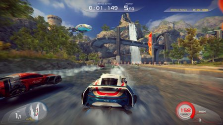 Rise: Race The Future GamePlay PC