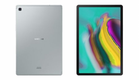 Samsung представила планшет Galaxy Tab S5e