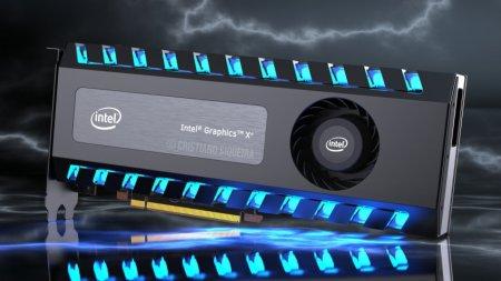 Индийцы помогут Intel создать дискретную графику