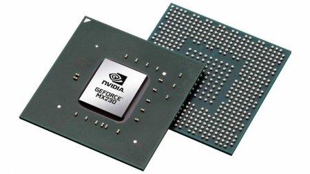 NVIDIA анонсировала мобильные видеокарты GeForce MX230 и MX250