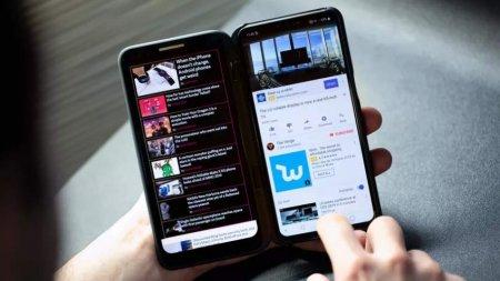 Смартфон LG V50 — раскладушка с двумя экранами и 5G