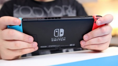 На Nintendo Switch установили и запустили Android