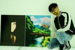 Японский «гений» восхитился иллюстратором из Пензы и порадовал россиян