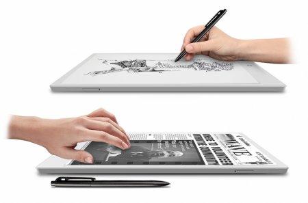 На Kickstarter планируют собрать деньги на планшет с E Ink дисплеем и 4G