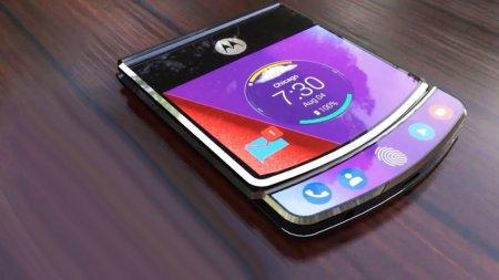 Опубликованы характеристики и логотип нового складного смартфона Motorola Razr