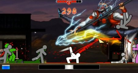 One Finger Death Punch 2 GamePlay PC