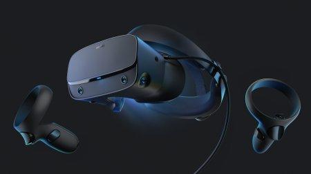 Представлен VR-шлем Oculus Rift S