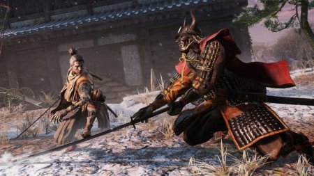 Sekiro: Shadows Die Twice GamePlay PC