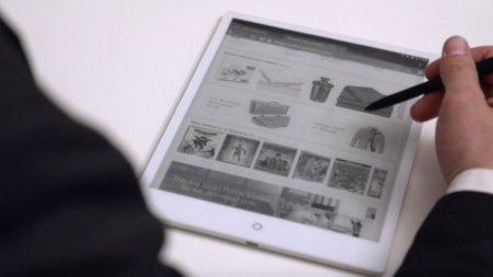 Проект Android-планшета с экраном E Ink успешно профинансирован