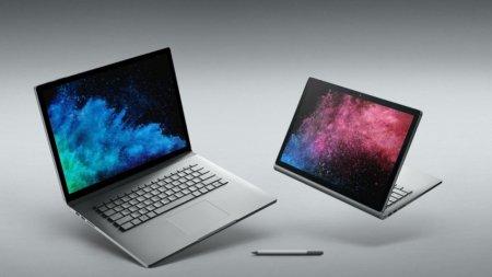 Microsoft обновила Surface Book 2