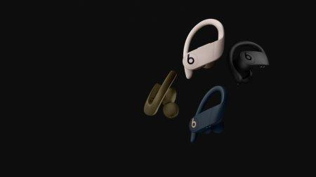 Официально представлены наушники Beats Powerbeats Pro с «яблочной» начинкой